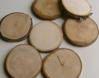 110 Tree Branch Slices 2 to 3 inch Diy Coaster Party Event Wedding Decor