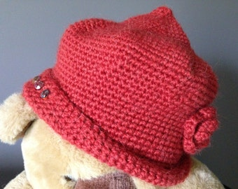 Russian Beret Style Hat