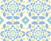 Josephine in Blue, Taza by Dena Designs, half yard