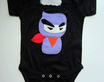 NinNin Ninja Infant Bodysuit
