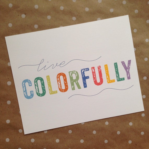live colorfully everywhere with - photo #23