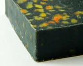 Mandarin and Mimosa Scented Soap / Organic Cold Process Soap /  Womens Stocking Stuffer