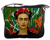Unique Frida Kahlo Messenger Bag