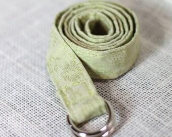 """Cotton Belt - D-ring Belt - Womens - Teens - 1 """" wide"""