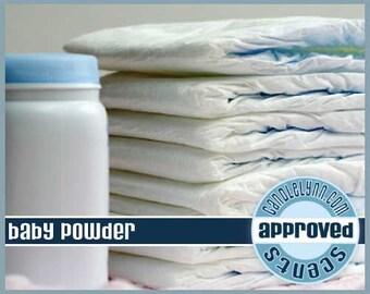 BABY POWDER Clam Shell Package - Tarts - Break Apart Melts