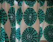 Valance using Amy Butler's Lark in Sunglow