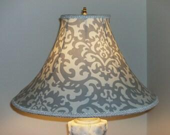 Gray Lampshade