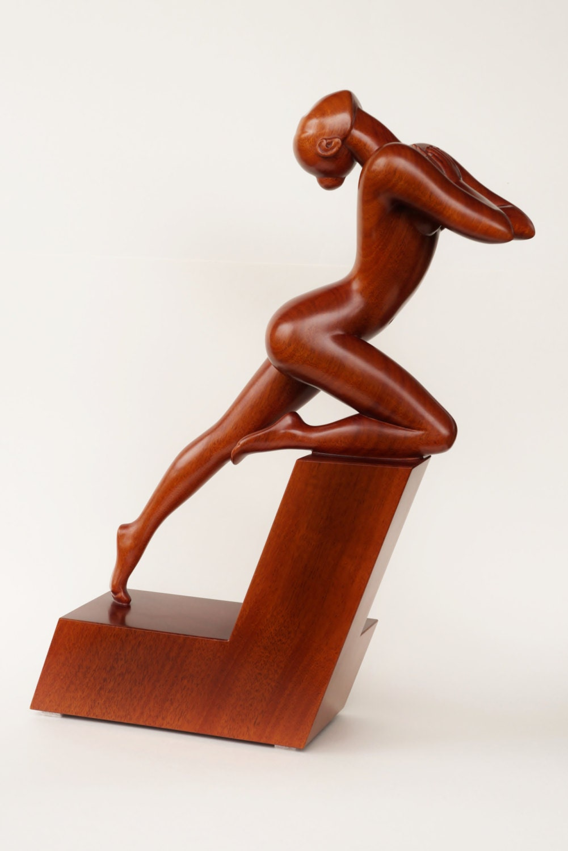 Trying Again - Olivier Duhamel, Sculptor