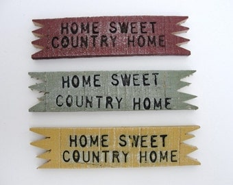 Home Sweet Country Home Sign
