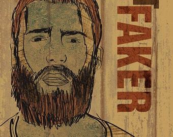 Chet Faker Poster