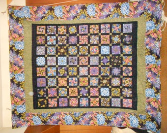 Queen Size Bed Quilt  / Double size quilt 56
