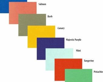 Skinny Headband - Choose blue, salmon, herb, canary yellow, purple, mint, tangerine or pistachio - Adult Headband Woman