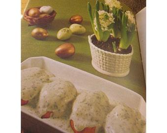 The Gourmet Cookbook – Volume 1 - by Gourmet Co. – Hardcover Vintage Cookbook