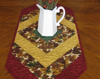 SALE Fall Table Runner