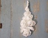 Painted Cottage Do it Yourself Rose Bouquet Applique APP14