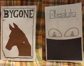 Bygone/Obsolete Flip Comic