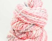 lite baby handspun yarn - 125 + yards
