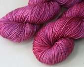 Tyrian - Lotus DK BFL silk hand dyed yarn - 100g