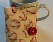 Cotton Fabric Tea Wallet