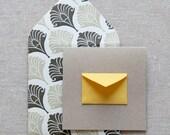 Tiny Envelope Gift Enclosure Cards - Palm Desert