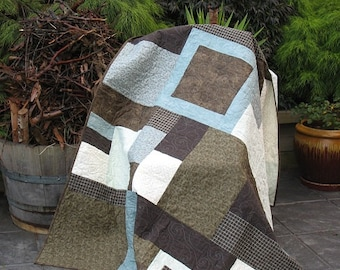 Queenstown Quilt Pattern