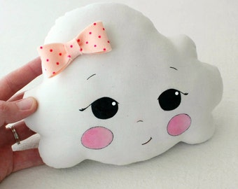 Cloud Pillow pdf Pattern