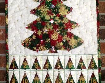 On Sale! Christmas Tree Advent Calendar
