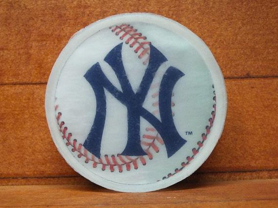 New York Yankees 3.5 oz Glycerin Soap