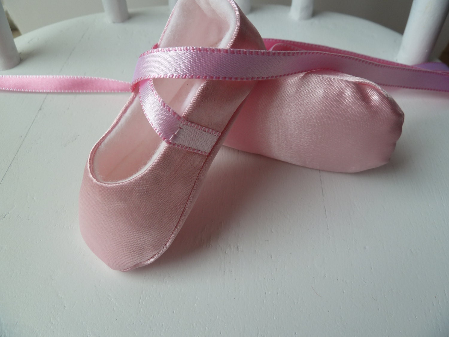 Baby Ballet Shoes Size