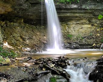 Fine Art Photo of Kokiwanee Nature Preserve, Indiana (IDSUA063)