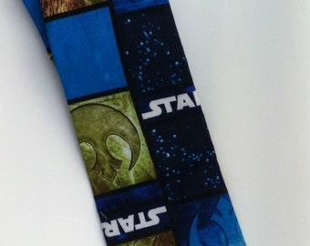 Ready to SHip  starwars necktie - medium weight tie