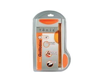 "Tonic Mini Guillotine Paper Trimmer 6"""
