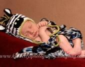 Baby Zebra hat