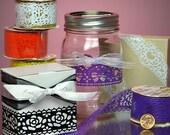 Colored Lace Ribbon Washi Tape