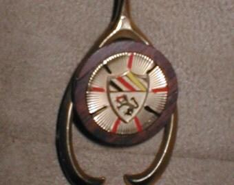 Vintage KRAMER Wishbone-Crest Brooch
