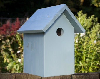 Bird Box, Wild Thyme. Can be personalised.