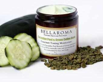 Cucumber Peel and Green Coffee Bean TONING MOISTURIZER