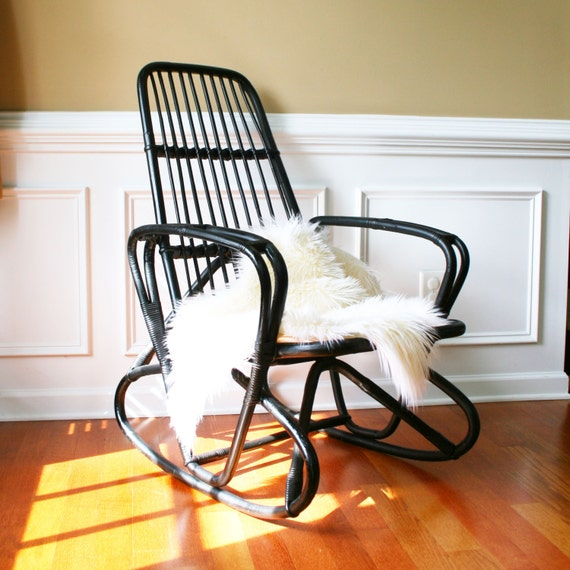 Vintage Rocking Chair Nursery