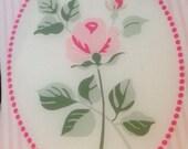 4 Sizes! Pink Flowers Sock Blockers