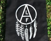 ANIMAL LIBERATION FRONT - backpatch and free patch (30 different designs available)