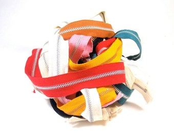 Zippers - Lot of 15