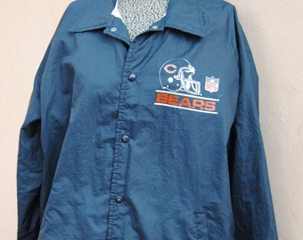 Vintage 1980's Chicago Bears Jacket