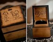 Custom Ring/Proposal Box *LAST ONE!!*