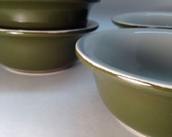 Hall Green Restaurantware Vintage Bowls -set of four