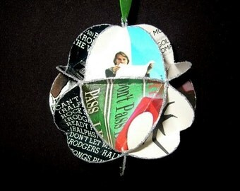 Bad Company Album Cover Ornament Made Of Record Jackets - Paul Rodgers Rogers