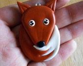 Fox Necklace - Ready to Ship