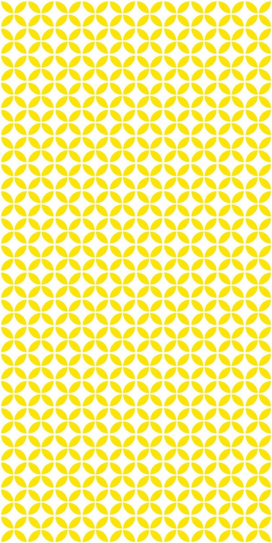 Vinyl wallpaper self adhesive yellow gefen by yaelyaniv for Self adhesive vinyl wallpaper