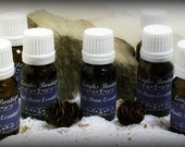 Patchouli Brew Essential Oil 1/3 oz,