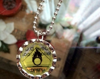 Oxygen Saturated Necklace