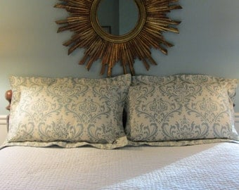 Custom Designer Pillow Shams